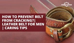 How to prevent belt from cracking